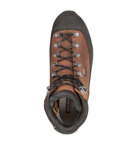Ботинки треккинговые AKU Zenith II GTX цвет Brown NEW