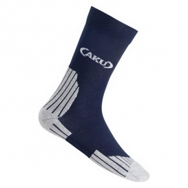 Носки AKU Hiking Low Socks цвет Blue / Grey