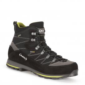 Ботинки треккинговые AKU Trekker Lite III GTX цвет Black / Green