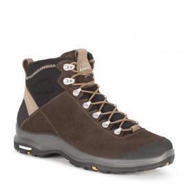 Ботинки треккинговые AKU La Val Lite GTX цвет Dark Brown / Beige