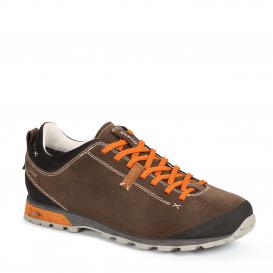 Ботинки треккинговые AKU Bellamont III Suede GTX цвет Beige / Orange