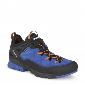 Ботинки горные AKU Rock DFS GTX цвет Blue / Orange