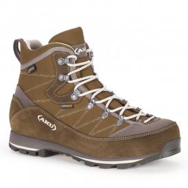 Ботинки AKU Trekker Lite III GTX цвет Olive/Light Grey