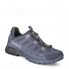 Ботинки треккинговые AKU Selvatica GTX цвет Anthracite / Black