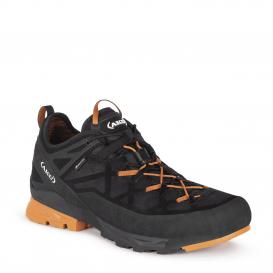 Ботинки горные AKU Rock DFS GTX цвет Black / Orange